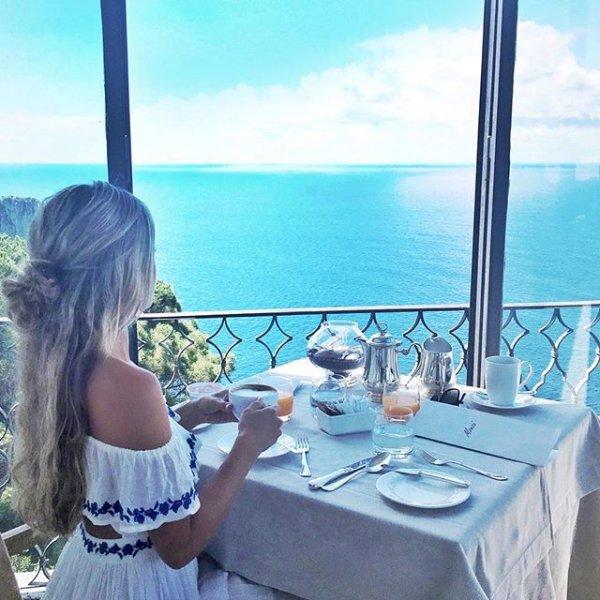 vacation, meal, sitting, dinner, resort,