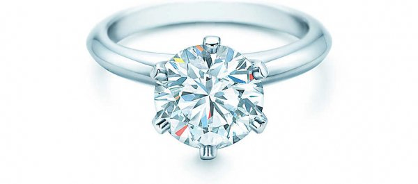 The Tiffany® Setting Engagement Ring