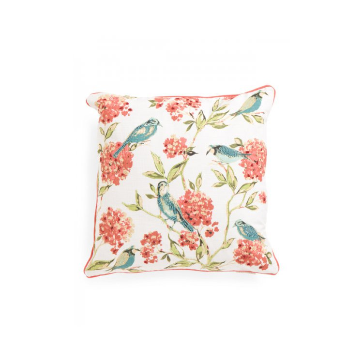 Simply Envogue Decorative Pillow : Made in India 20x20 Floral Beaded Pillow by ENVOGUE. $24.99 - 95?
