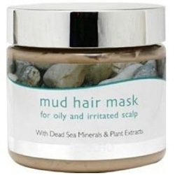 Jericho Mud Hair Mask for Oily & Irritated Scalp