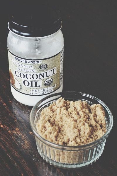 Coconut Exfoliator and Face Scrub