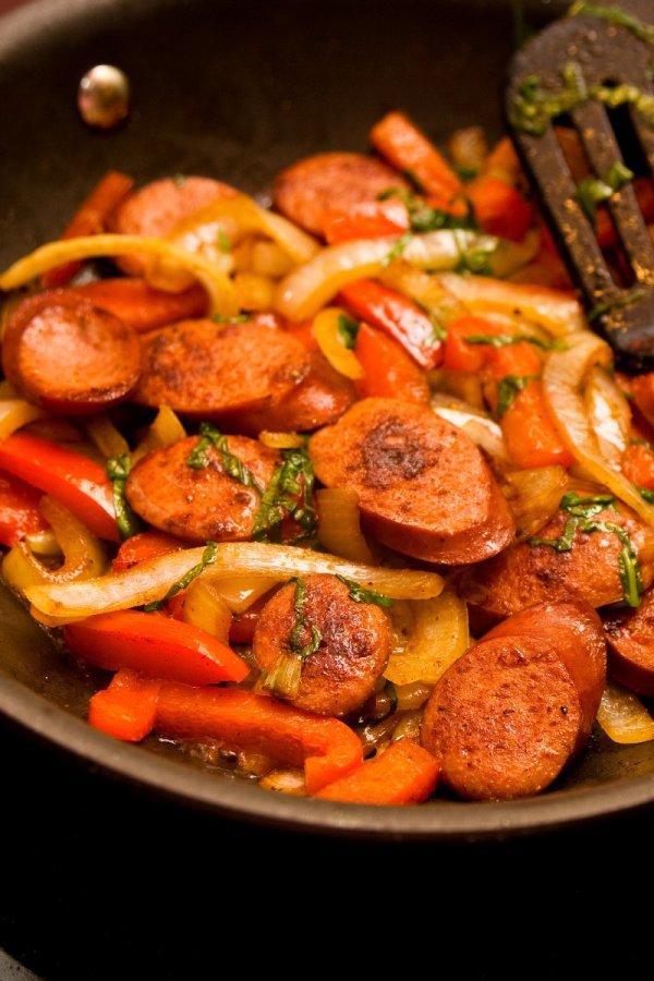 Swap Pork Sausages for Turkey Sausages