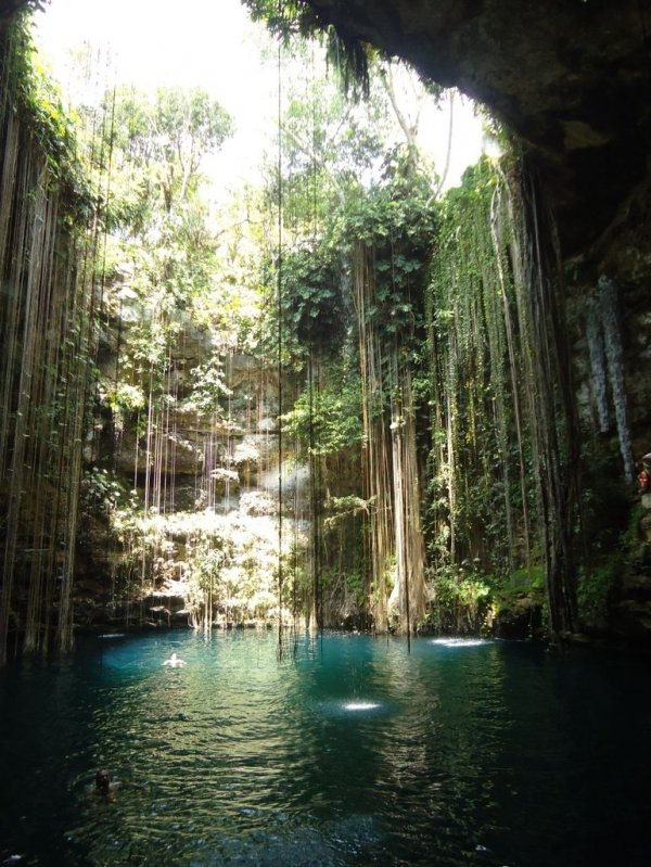 Mexico S Natural Underground Springs 7 Geological