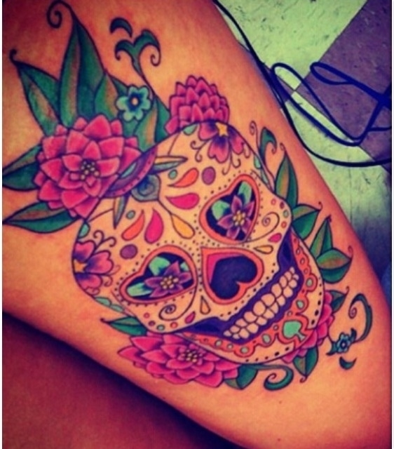 29 Downright Awesome Sugar Skulls You're Going To Love