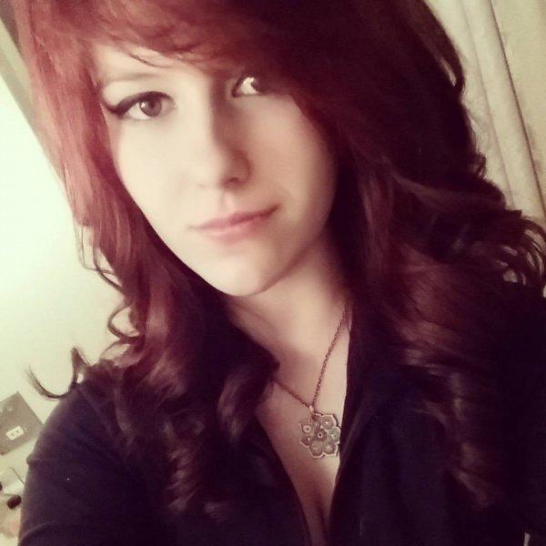 Her Ravishing Red