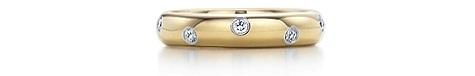 Tiffany Etoile Band Ring
