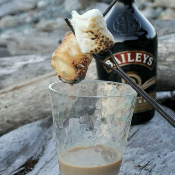Image result for marshmallow and baileys