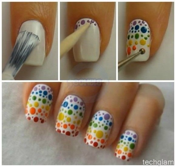 Home design ideas nail designs do it yourself at home home nail nailfingerhandmanicuretech via 4 beautiful do it yourself prinsesfo Image collections
