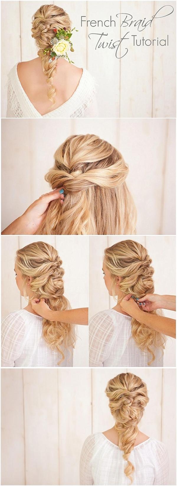 Как сделать причёски с косичками