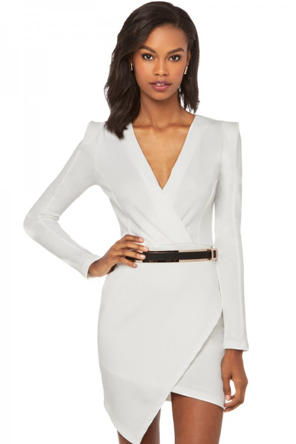 white,clothing,sleeve,outerwear,dress,