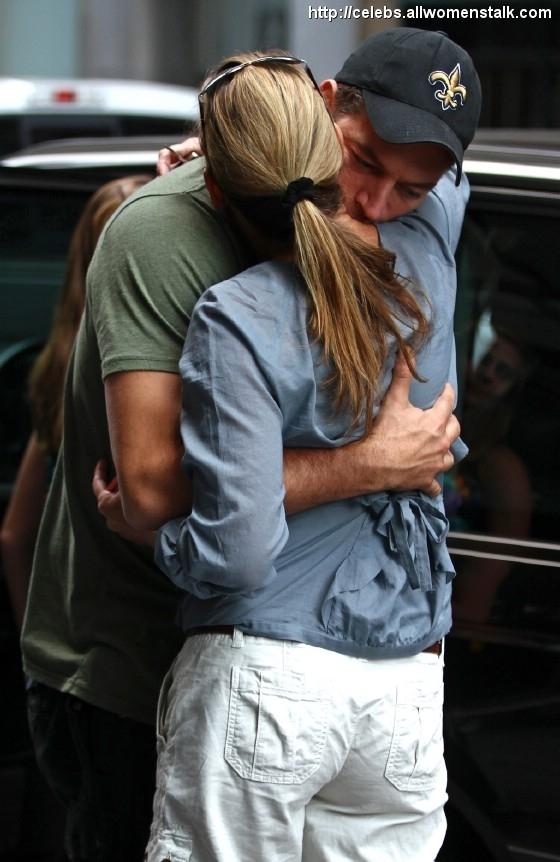 Photos Of Harry's hug goodbye