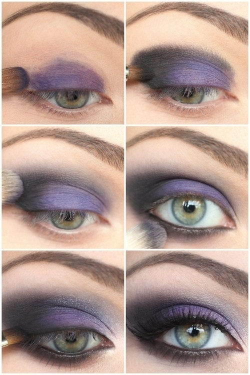 23 Purple Smokey Eye 26 Different Ways To Create Gorgeous Smokey