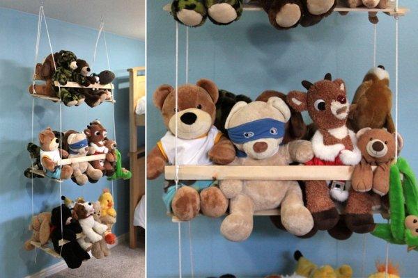 Stuffed Animal Swing