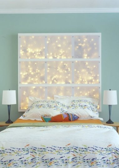 7 Ways to Use Christmas Lights All Year round ... DIY