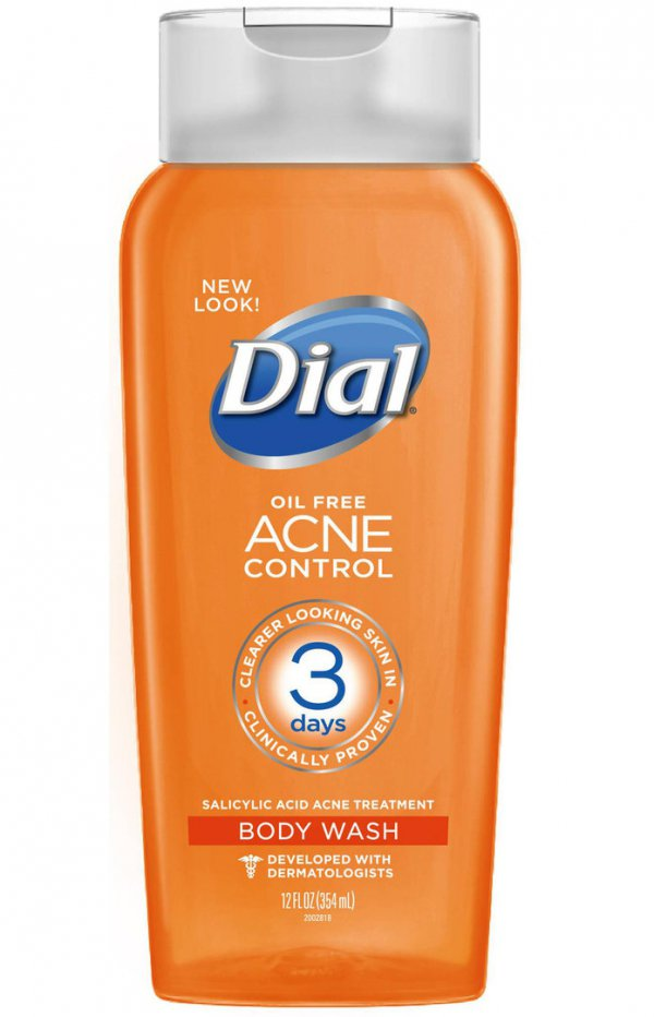 Dial Acne Control Deep Cleansing Body Wash