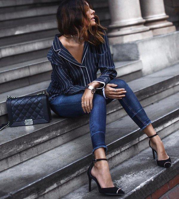 denim, jeans, shoulder, girl, trousers,