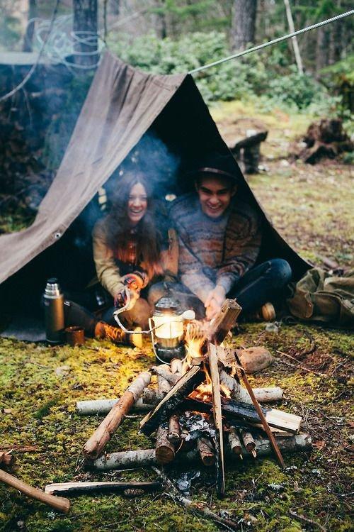 forest,campfire,autumn,jungle,