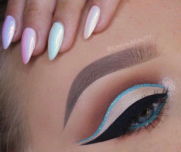 face, blue, eyebrow, nail, nose,