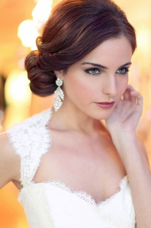 7 Wedding Hairstyles for Girls with Short Hair ...