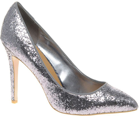 Miss KG Glitter Court Shoe