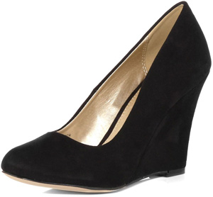 black wedge court shoe. DressWe is an amazing online shopping site which offers the customers a wide range of black wedge court shoe and other accessories for many occasions. The products in lolapalka.cf are all custom-made with stylish look.