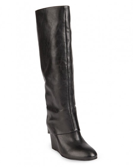 Steven by Steve Madden Tall Wedge Boots