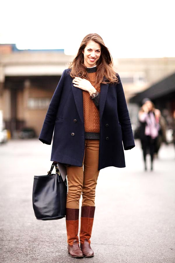 9 Ways to Wear Riding Boots ... Shoes