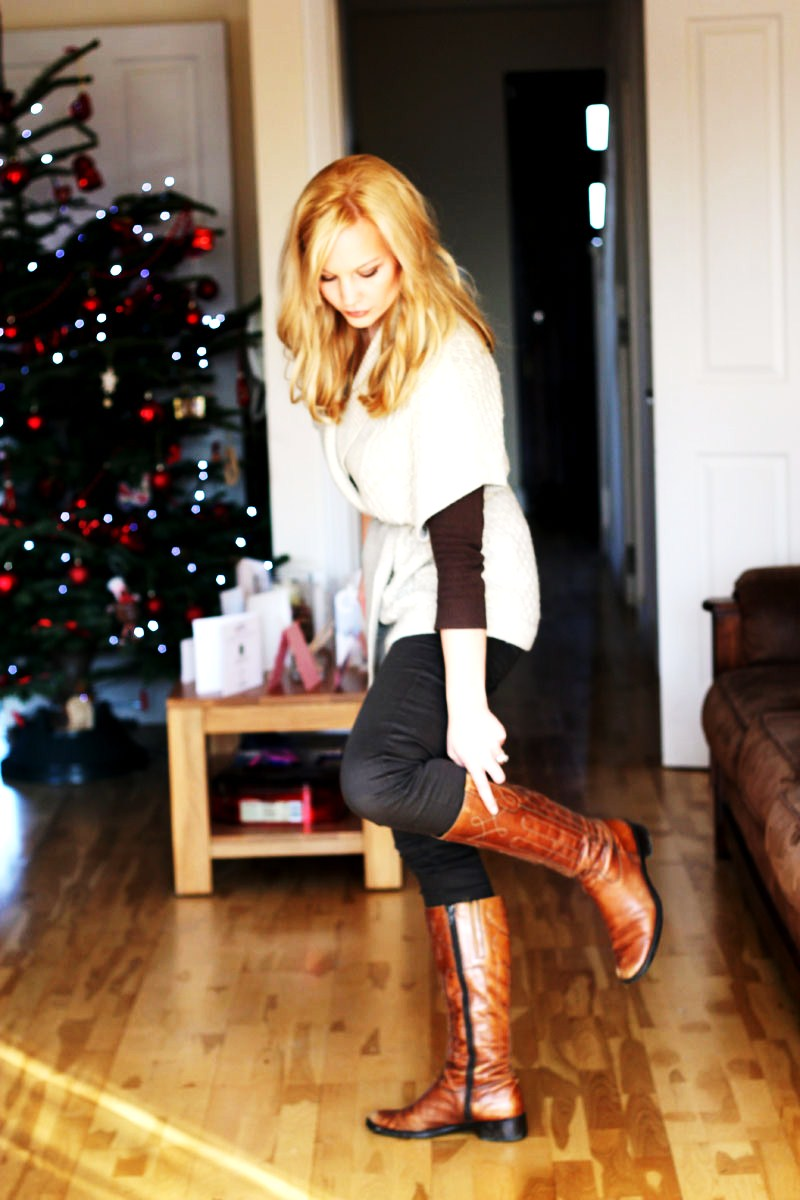Brown Riding Boots What to Wear With How to Wear Riding Boots