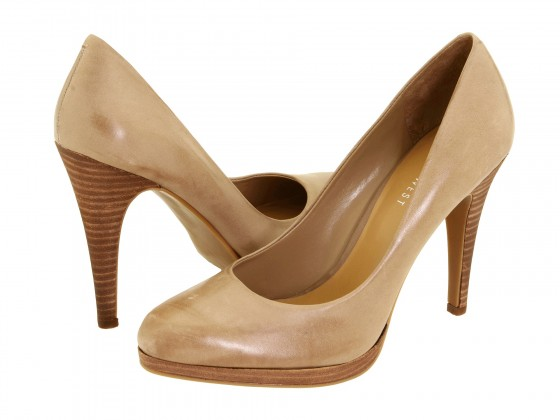Keep It Classic with Nude Heels