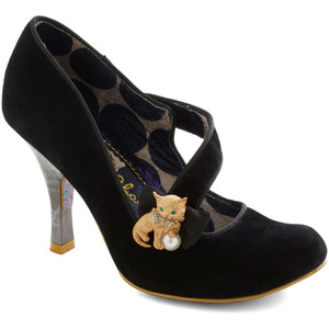And Cat's That Heel by Irregular Choice