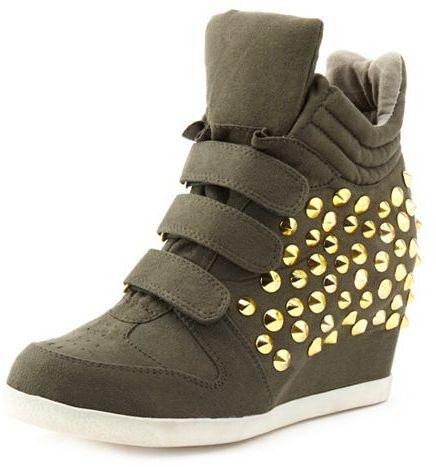 studded sneaker wedges 7 adorable sneaker wedges