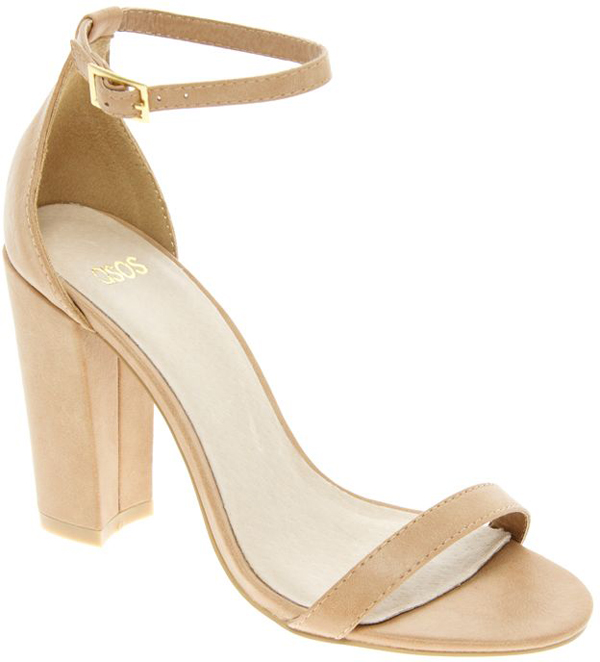 5. Nude Heeled Sandals - 7 New Season Nude Shoes ... → 👠 Shoes