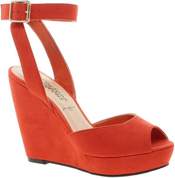 bright wedge shoes 8 statement shoes that won t
