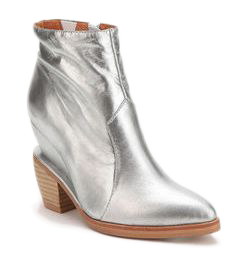 5. Silver Ankle Boots - 8 Shiny and Stylish Silver Shoes ... → 👠…