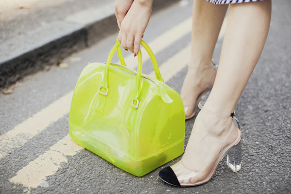 See-through Shoes | TheBestFashionBlog.com