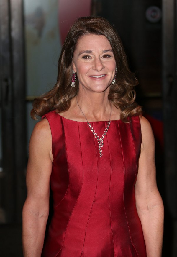 Melinda gates the forbes list of the most powerful women in the