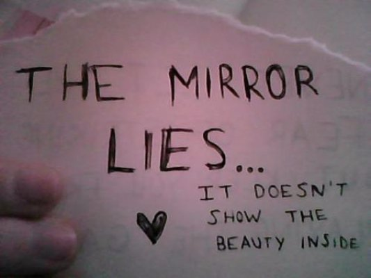 The Mirror Lies