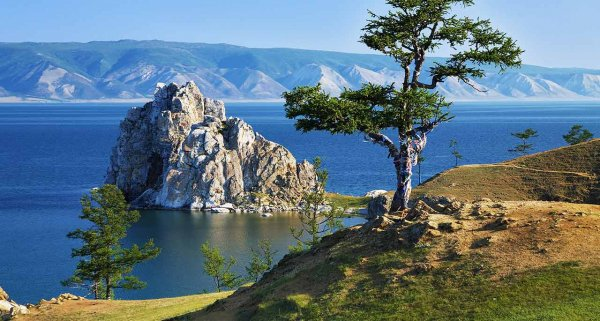Olkhon Island, Siberia
