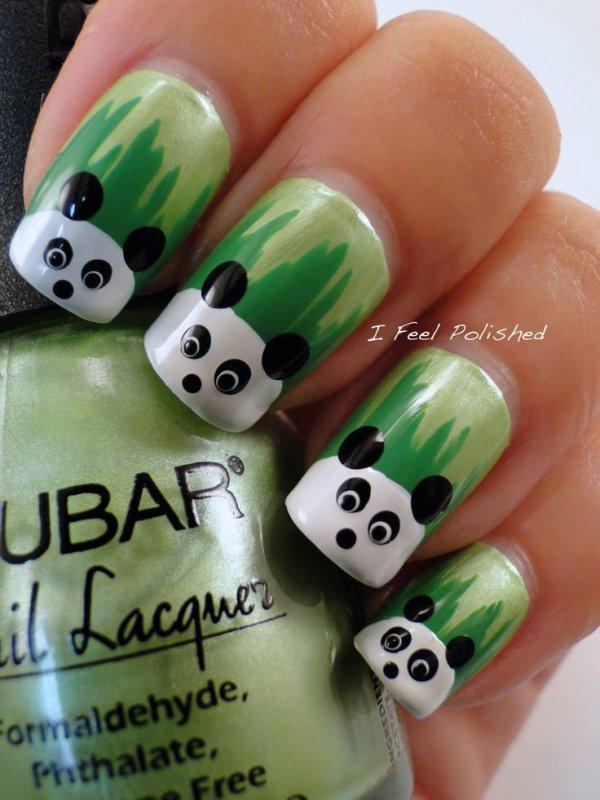 Espere hasta que ves estas 37 Ideas Adorable para uñas de animales ...