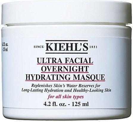 ultra facial de kiehl hydratant nuit masque 7 des meilleurs. Black Bedroom Furniture Sets. Home Design Ideas