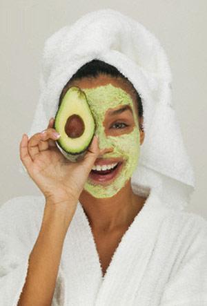 Mixed Avocado Mask