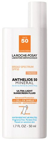 LA ROCHE-POSAY Anthelios Mineral Tinted Ultra-Light Sunscreen Fluid SPF 50