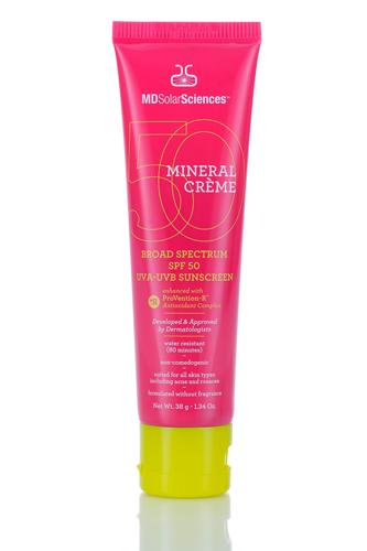 MD Solar Sciences Mineral Crème SPF 50