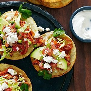Chicken Tinga Nachos Recipes — Dishmaps