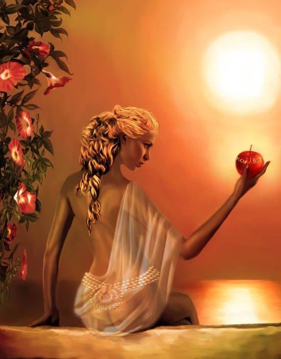 Greek goddess of sex prompt