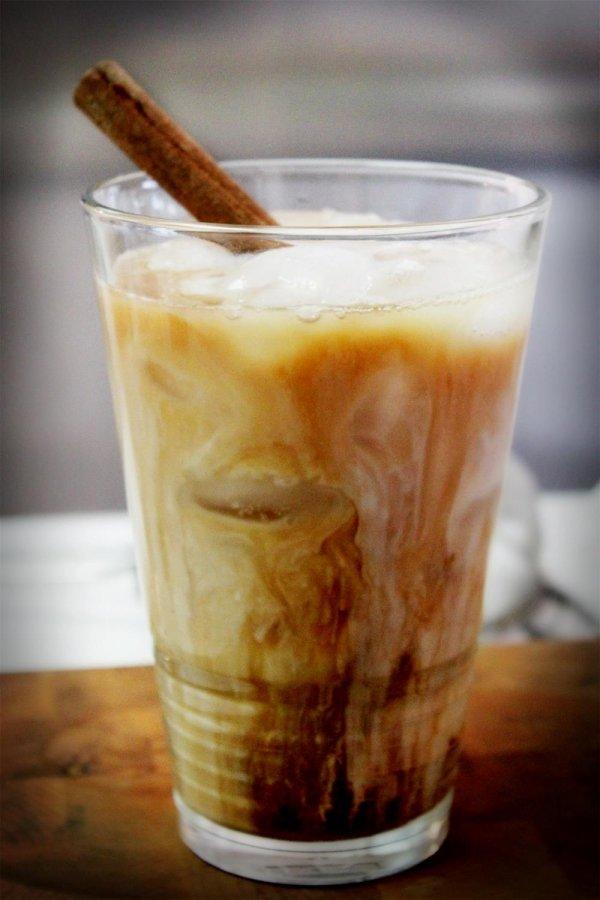 Creamy Chai Iced Tea