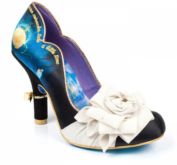 footwear, shoe, electric blue, high heeled footwear, leather,