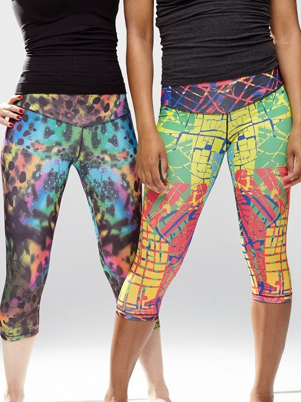 Okay, so I Have a Thing for Crazy Capri Leggings