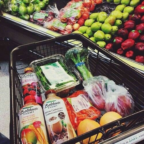Stock Your House with Healthy Choices