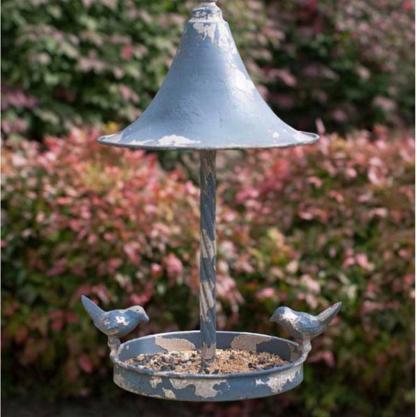 bird feeder, bird bath, bird food, water,